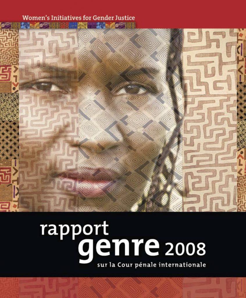 Rapport Genre 2008